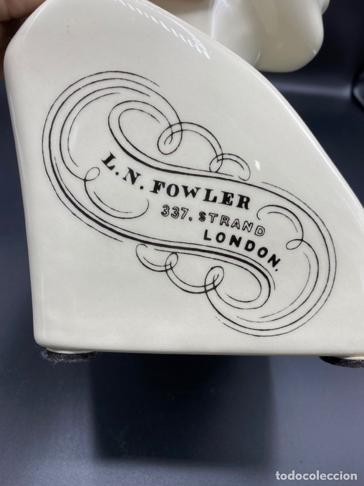Antigüedades: Cabeza Grande de Frenologia porcelana - Foto 9 - 249282910