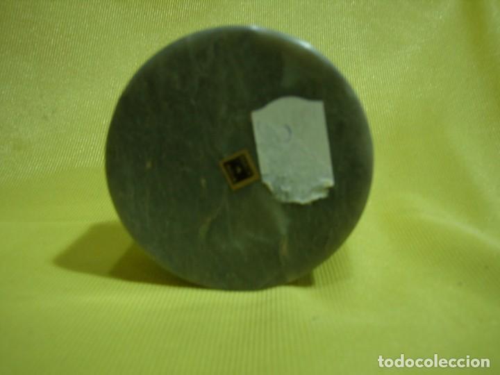 Antigüedades: Caja joyero mármol, decoración Nácar, años 90 - Foto 6 - 249296870