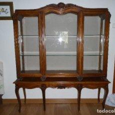 Antigüedades: VITRINA EXPOSITORA DE FINALES S. XIX. Lote 249400130