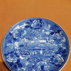 Antiquités: PLATO PORCELANA. Lote 249402415