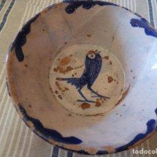 Antigüedades: PRECIOSO CUENCO DE FAJALAUZA.. Lote 249446905