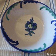 Antigüedades: BONITO BOL, CUENCO DE FAJALAUZA.. Lote 249447780