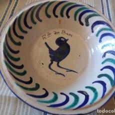 Antigüedades: BONITO BOL, CUENCO DE FAJALAUZA.. Lote 249448150