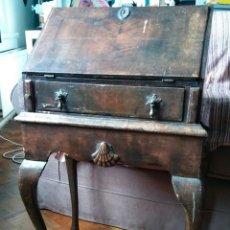 Antiquités: ESCRIBANO MUY ANTIGUA PARA RESTAURAR. Lote 249505980
