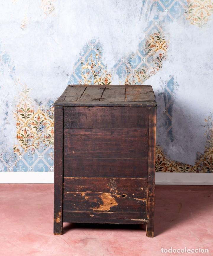 Antigüedades: Arcón Antiguo Siglo XVIII - Foto 5 - 249530995