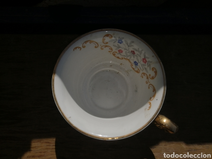 Antigüedades: Juego de cafe - Foto 4 - 249539035