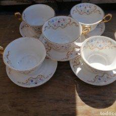 Antigüedades: JUEGO DE CAFE. Lote 249539035