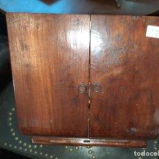 Antigüedades: ESCRITORIO PORTÁTIL. ESCRIBANOS AMBULANTES. INGLATERRA S. XIX. Lote 251036955