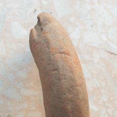 Antigüedades: FRAGMENTO ASA CERÁMICA A DETERMINAR CANTARO TINAJA ANFORA. Lote 251128885