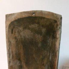Antigüedades: ARTESA DE MADERA ANTIGUA DE UNA PIEZA. Lote 251275165