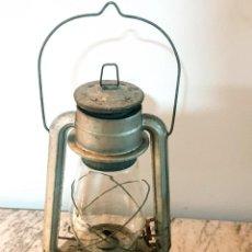 Antigüedades: FAROL ANTIGUO QUINQUE ORIGINAL DE BARCO. Lote 251277890
