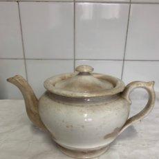 Antigüedades: TETERA DE SARGADELOS PRIMERA ÉPOCA. Lote 251373765