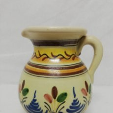 Antigüedades: JARRA CERÁMICA.PUENTE DEL ARZOBISPO. ALTURA 14CM.. Lote 251413600