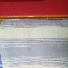 Antigüedades: ANTIGUA COLCHA DE LINO. Lote 251689805