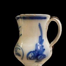 Antiquités: ANTIGUA JARRA ARAGONESA, ASA CON LAÑAS.S. XIX. Lote 249068585
