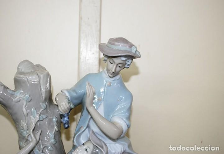 Antigüedades: FIGURA DE PORCELANA LLADRÓ - Foto 2 - 251780170