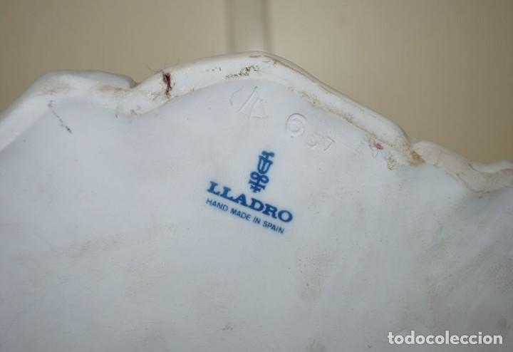 Antigüedades: FIGURA DE PORCELANA LLADRÓ - Foto 6 - 251780170