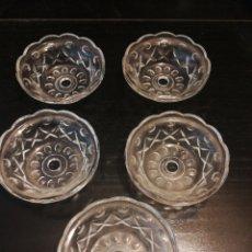 Antigüedades: REPUESTO CAZOLETA LAMPARA. Lote 251863365