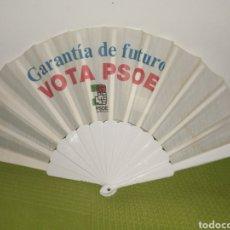 Antigüedades: ABANICO PSOE - GARANTÍA DE FUTURO - 1994. Lote 252055525