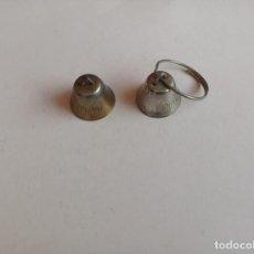 Antigüedades: 2 CAMPANAS VENDOR. Lote 252152160