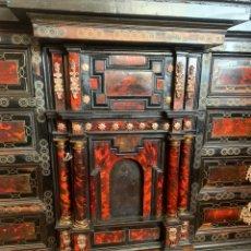 Antiguidades: GRAN BARGEÑO ITALIANO DE CAREY DEL S.XVII. Lote 252197095