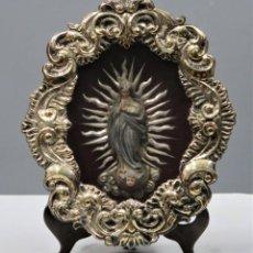 Antigüedades: ANTIGUO RELICARIO INMACULADA. Lote 277421013