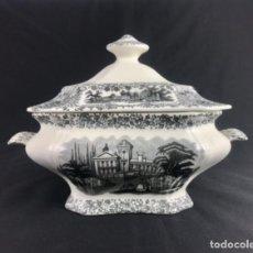 Antiquités: NUEVA SIN USO SOPERA DE LA CARTUJA DE SEVILLA PICKMAN EN PERFECTO ESTADO. Lote 252390710