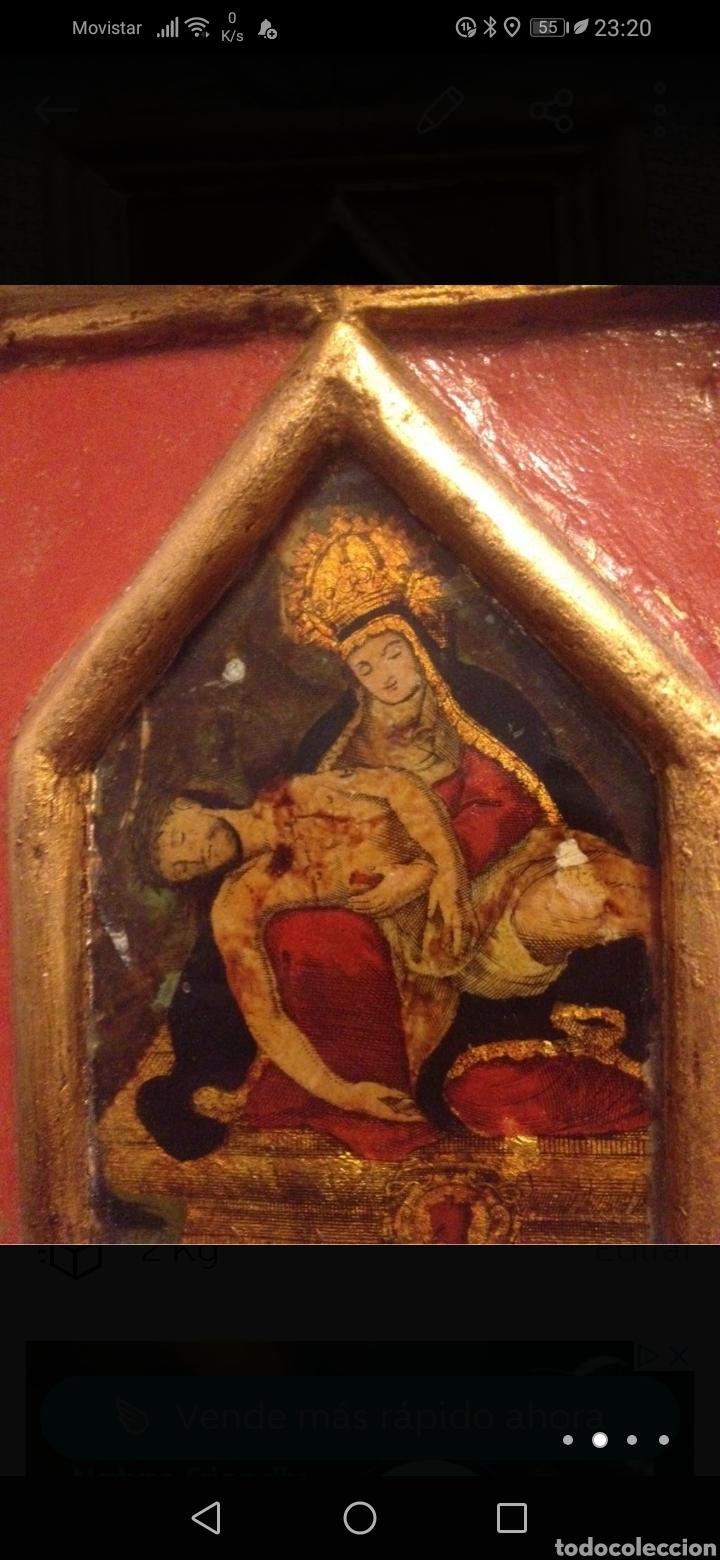 Antigüedades: La piedad - Foto 2 - 252564235