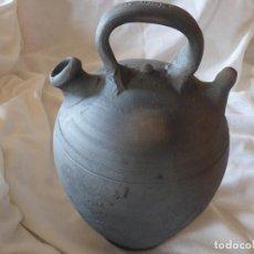 Antigüedades: BOTIJO CERAMICA CATALANA.. Lote 252605960