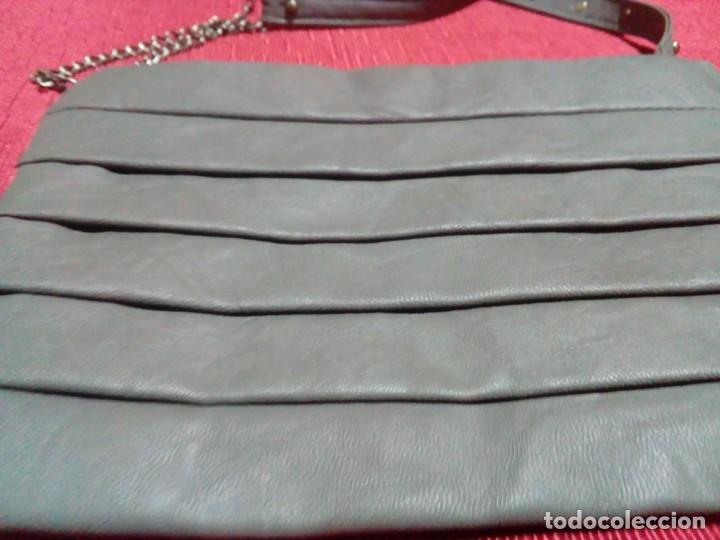 Antigüedades: bonito bolso de piel - Foto 3 - 252711020