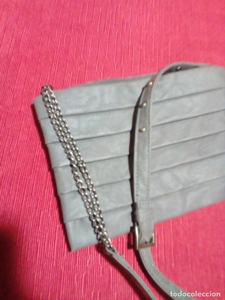 Antigüedades: bonito bolso de piel - Foto 5 - 252711020