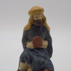 Antigüedades: FIGURA BELEN. Lote 252727250