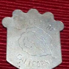 Antigüedades: ABRENUECES - NUECES DE CALIFORNIA. Lote 252798825