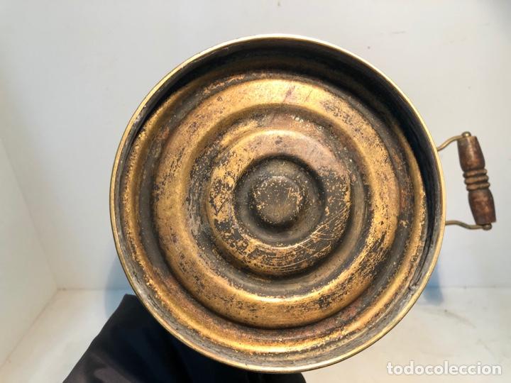 Antigüedades: FOCUS, LAMPARA DE PETROLEO - TIPO 00 - BADALONA - ORIGINAL. ANTIGUA - Foto 13 - 252823430