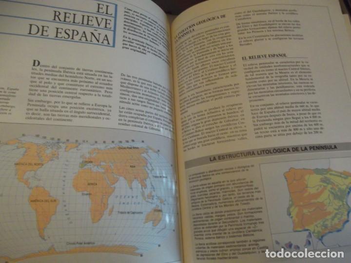 Antigüedades: Tomo Grande 30 x 22 x 4cm VOX Guía Escolar Geografía año 1990 . 400 pag - Foto 7 - 253045210