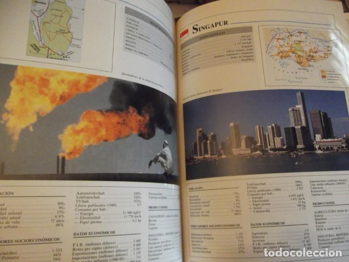 Antigüedades: Tomo Grande 30 x 22 x 4cm VOX Guía Escolar Geografía año 1990 . 400 pag - Foto 6 - 253045210