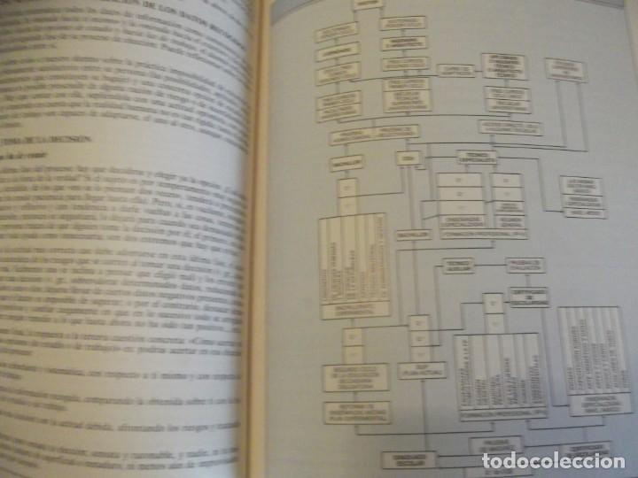 Antigüedades: Gran Tomo VOX 30x22x4cm Guía ESCOLAR Técnicas estudio Orientación profesional y Ejercicios 420 pag - Foto 9 - 253045470