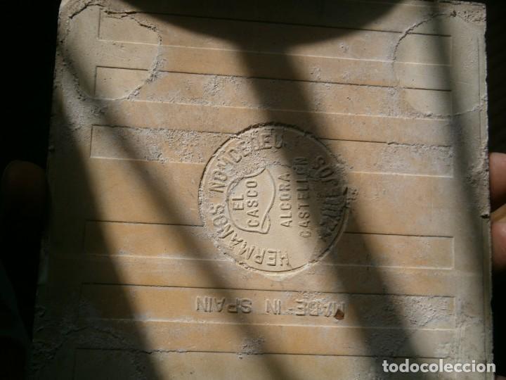 Antigüedades: ANTIGUO AZULEJO DE HERMANOS NOMUDEU - Foto 3 - 253085140