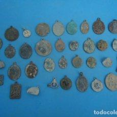 Antiquités: GRAN LOTE DE MEDALLAS .. Lote 253090100