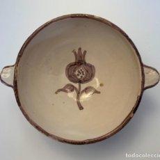 Antigüedades: ESCUDILLA FAJALAUZA (S.XIX-XX). Lote 253271595