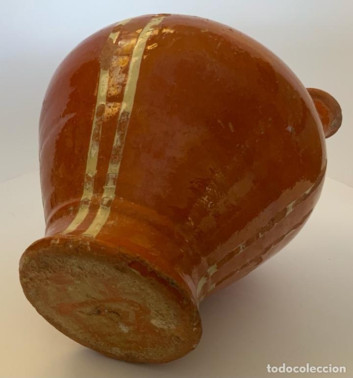 Antigüedades: BOTIJO LA BISBAL, GATO (Ppio.s.XX) - Foto 6 - 253276625