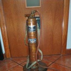 Antigüedades: FUMIGADORA ANTIGUS. Lote 253321630