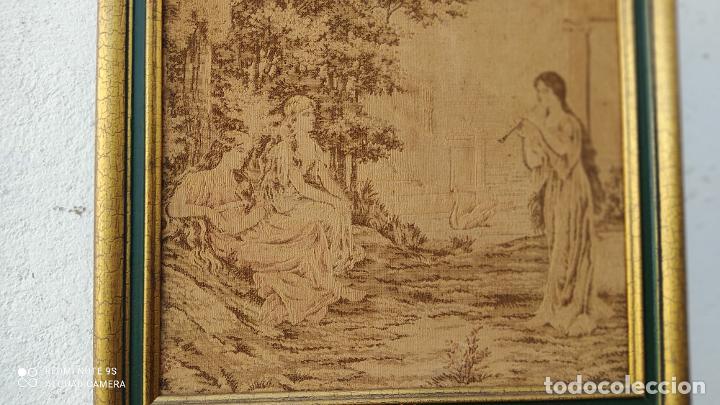 Antigüedades: tapiz antiguo - Foto 2 - 253323170