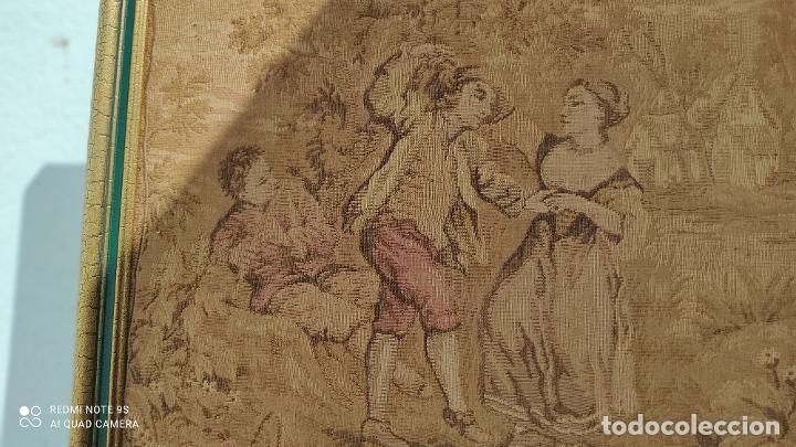Antigüedades: tapiz antiguo - Foto 2 - 253323300