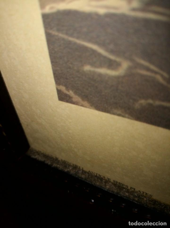 Antigüedades: Espejo Trumeau con lámina fragata - Foto 5 - 253353265
