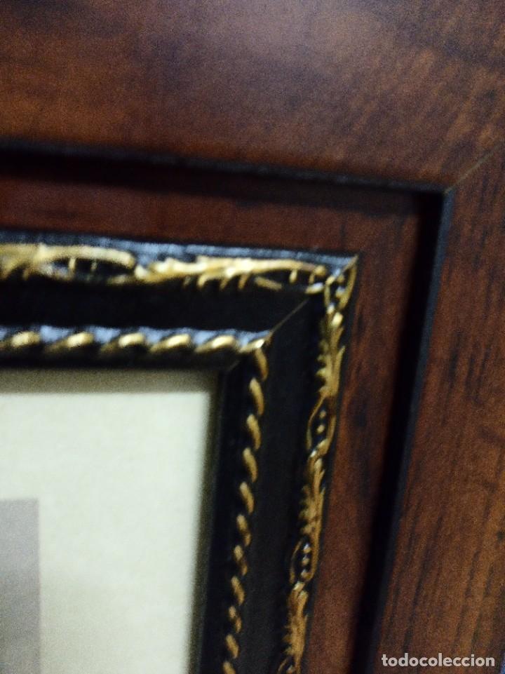 Antigüedades: Espejo Trumeau con lámina fragata - Foto 6 - 253353265
