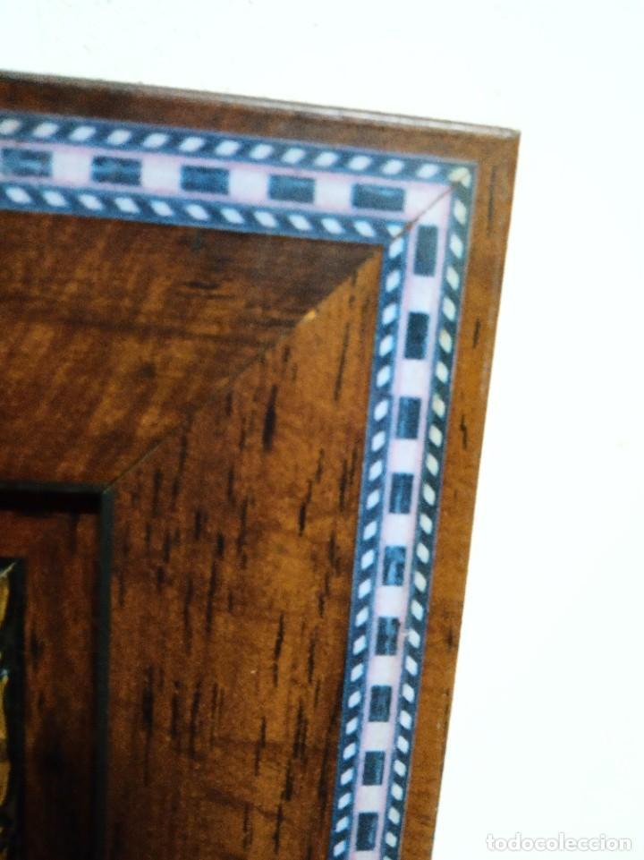 Antigüedades: Espejo Trumeau con lámina fragata - Foto 7 - 253353265