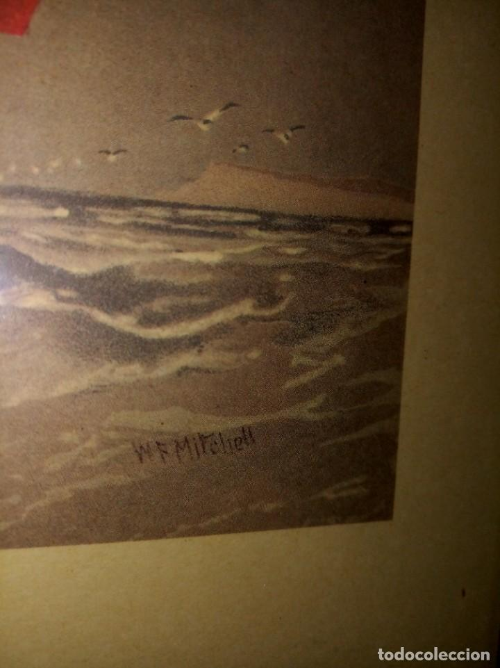 Antigüedades: Espejo Trumeau con lámina fragata - Foto 11 - 253353265