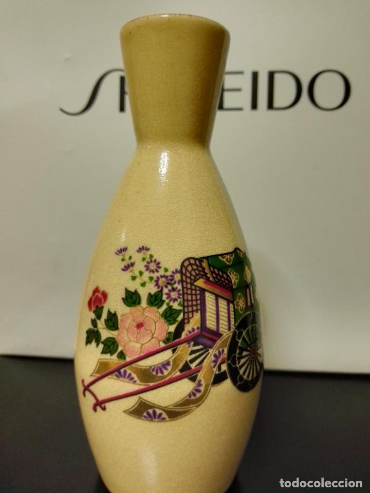 Antigüedades: Satsuma Japan. Tres bonitas piezas con decoración variada . - Foto 10 - 253358920