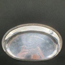Antigüedades: ANTIGUA BANDEJA SELLADO VALENTI. Lote 253363135